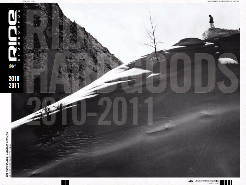 ride snowboards 2011